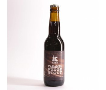 Kees Caramel Fudge Stout - 33cl