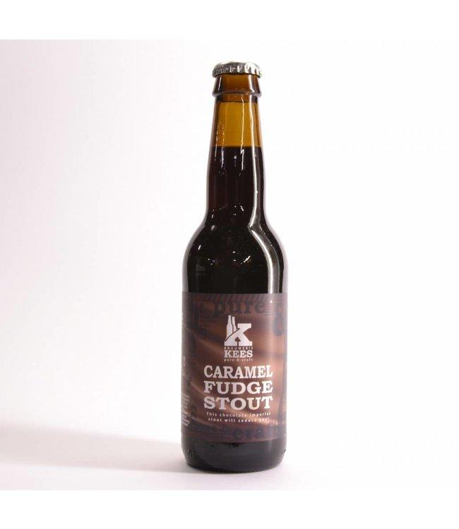 Kees Caramel Fudge Stout - 33cl