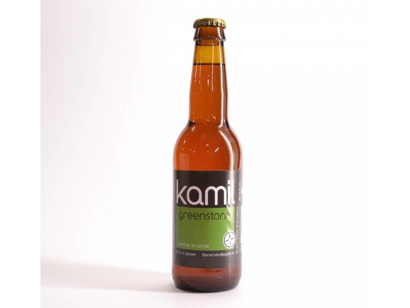 A5 Kamil Greenstone - 33cl
