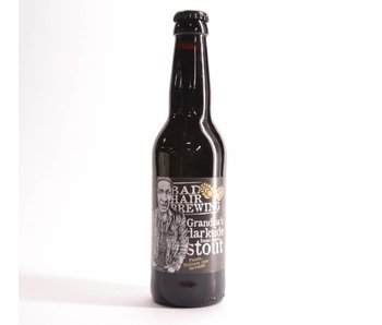 Grandpas Darkside Stout - 33cl