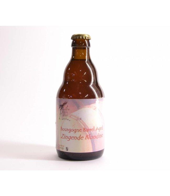 Gaverhopke Zingende Blondine Bourgogne Barrel Aged - 33cl