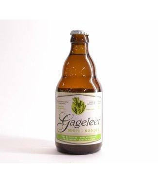 Gageleer White No Hops - 33cl