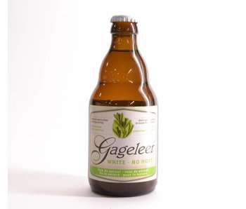 Gageleer White No Hops - 33cl