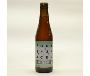 Four Aces White Pony - 33cl