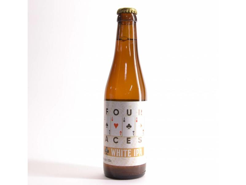 A5 Four Aces White IPA - 33cl