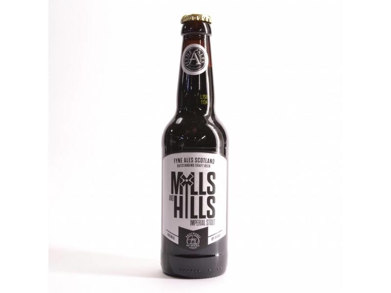 WA De Molen Mills Hills Imperial Stout - 33cl