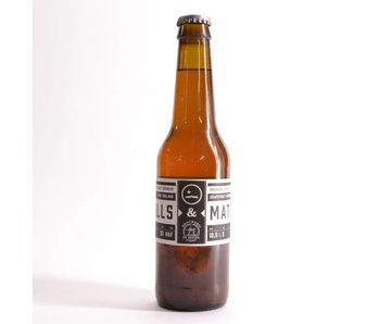 De Molen Mills and Mates - 33cl