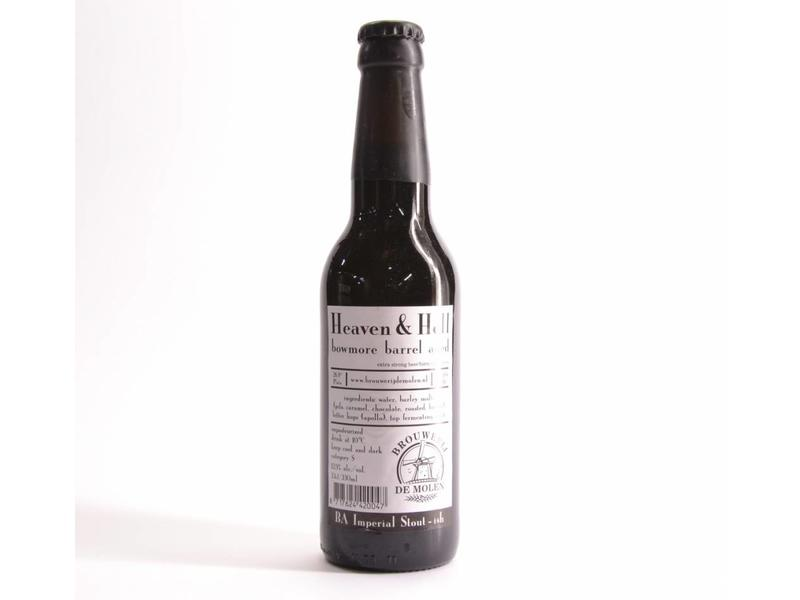 A5 De Molen Heaven and Hell BA Imperial Stout - 33cl