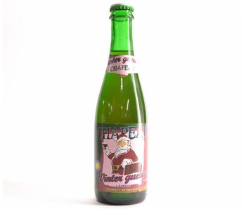 Chapeau Winter Geuze - 37,5cl