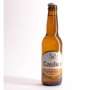 Caulier Premium Low Carb Blond - 33cl