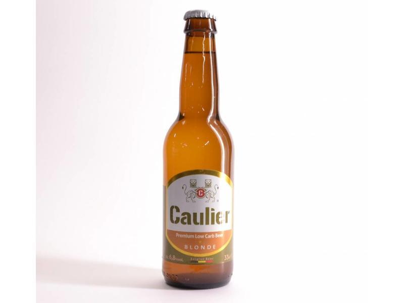 WA Caulier Premium Low Carb Blond - 33cl