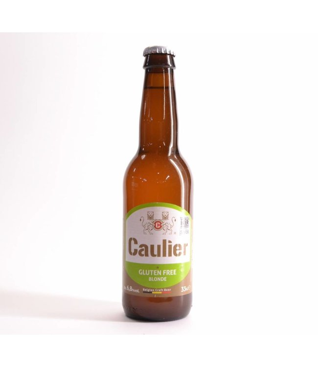 Caulier Glutenfree Blond - 33cl