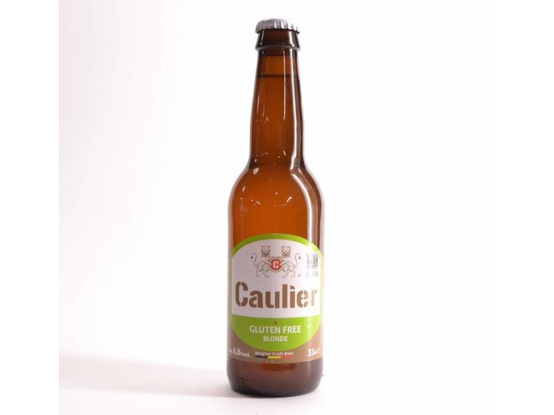 WA Caulier Glutenfree Blond - 33cl