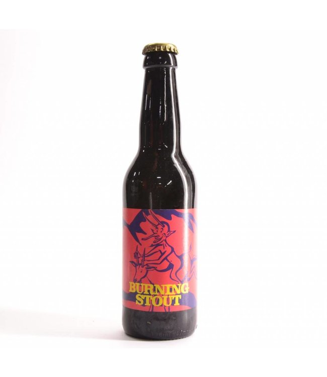 Burning Stout - 33cl