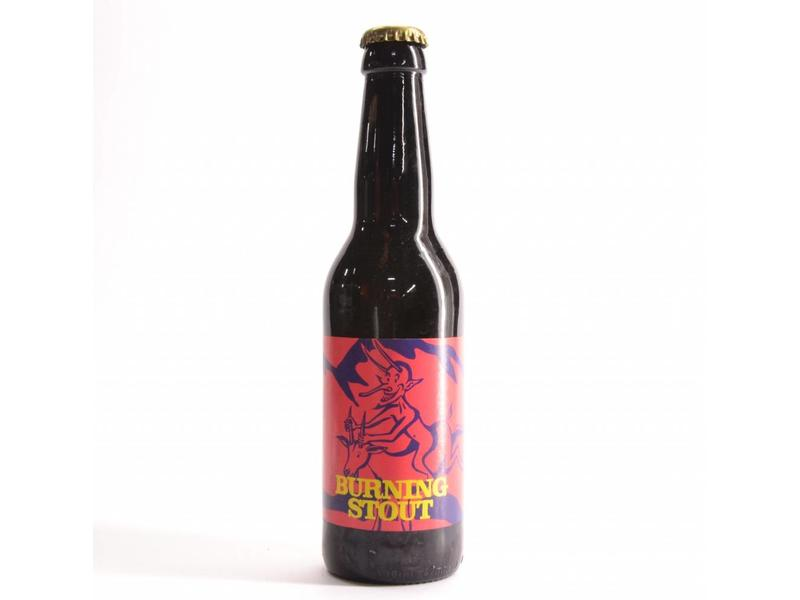 A5 Burning Stout - 33cl