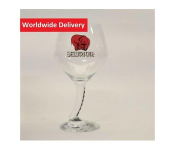 Delirium Mini Beer Glass 25cl