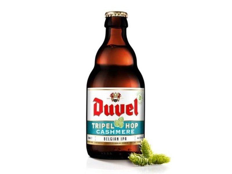 M / FLES Duvel Tripel Hop Cashmere  - 33cl
