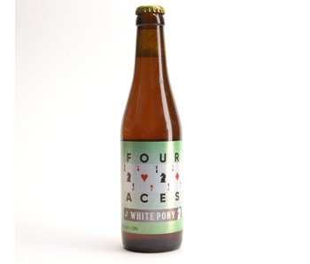 Four Aces White Pony - 33cl