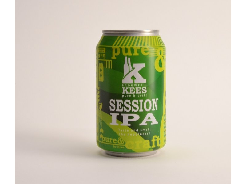 Kees Session IPA - 33cl