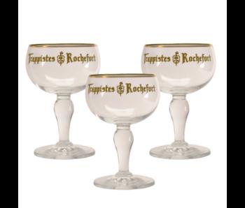 Verre a Biere Trappistes Rochefort - 33cl (Lot de 3)