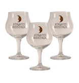 Gbol Straffe Hendrik Beer glass - 33cl (Set of 3)