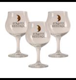 MD / CLIP 03 Straffe Hendrik Bierglas - 33cl (3 Stück)