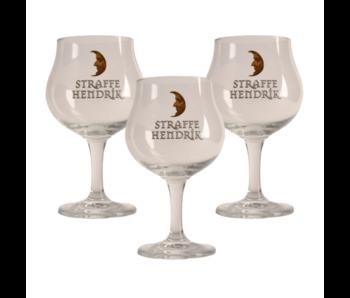 Straffe Hendrik Beer glass - 33cl (Set of 3)