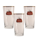 MD / CLIP 03 Verre a Biere Stella Artois  - 25cl (Lot de 3)