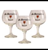 MD / CLIP 03 St Bernardus Beer glass - 33cl (Set of 3)