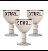 Gbol Verre a Biere Orval - 33cl (Lot de 3)