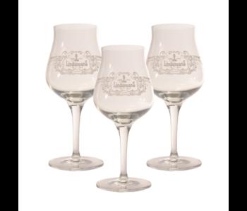 Lindemans Beer glass - 25cl (Set of 3)