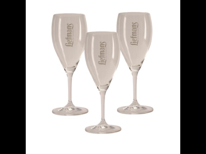 MD / CLIP 03 Liefmans on Foot Beer glass - 25cl (Set of 3)