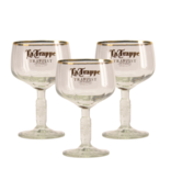 MD / CLIP 03 La Trappe Beer glass - 25cl (Set of 3)