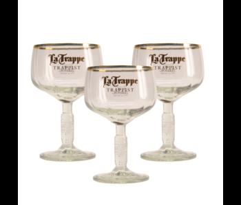 La Trappe Beer glass - 25cl (Set of 3)