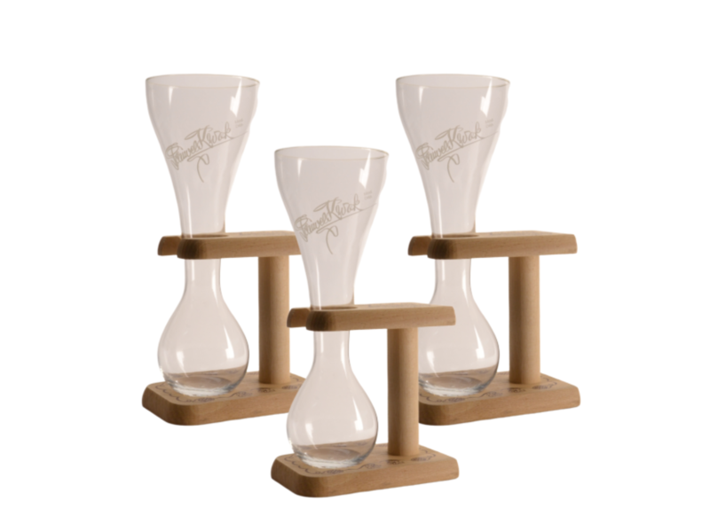Mag 3set // Kwak Beer glass - 33cl (Set of 3)
