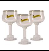 MD / CLIP 03 Kasteel Beer glass - 33cl (Set of 3)