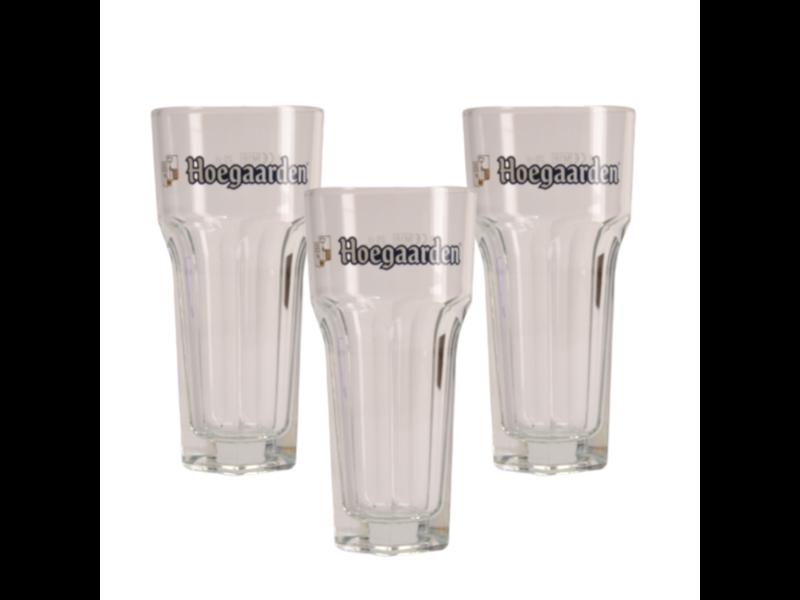 Mag 3set // Hoegaarden Bierglas - 25cl (Set of 3)