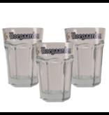 MD / CLIP 03 Hoegaarden beer glas - 50cl (3 Stück)