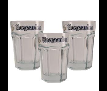 Hoegaarden Beer glass - 50cl (Set of 3)