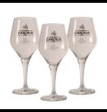 MD / CLIP 03 Gouden Carolus Beer glass - 33cl (Set of 3)