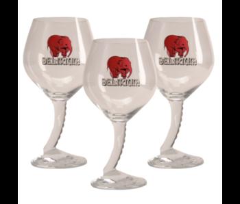 Delirium Beer glass - 33cl (Set of 3)