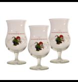 Mag 3set // Chouffe Beer glass - 33cl (Set of 3)