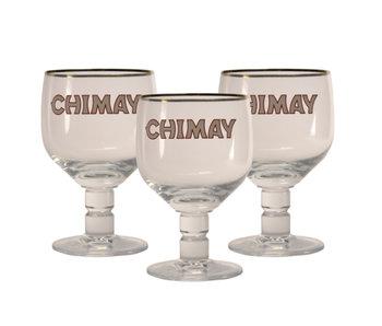 Chimay Bierglas - 33cl (3 Stück)