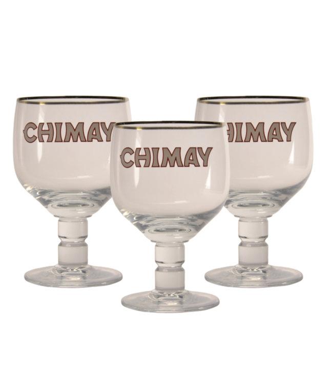 Chimay Bierglas - 33cl (Set van 3)