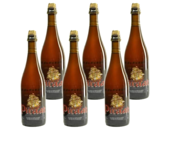 Piraat Tripel - 75cl - Set of 6 bottles