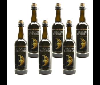 Straffe Hendrik 11 Quadrupel - 75cl - Set of 6 bottles