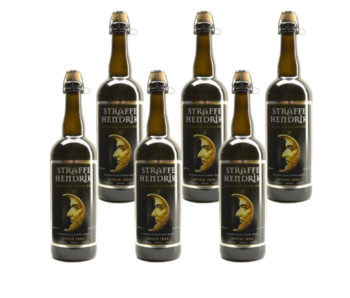 Straffe Hendrik 11 Quadrupel - 75cl - Lot de 6
