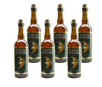 Straffe Hendrik 9 Tripel - 75cl - Lot de 6