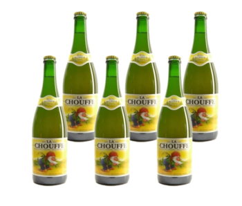 La Chouffe - 75cl - Set of 6 bottles
