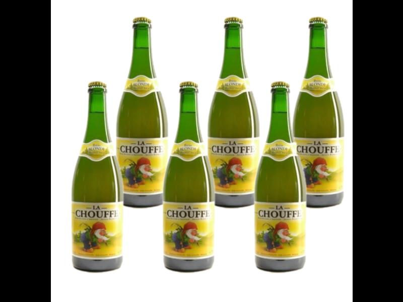 WB / CLIP 06 La Chouffe - 75cl - Set of 6 bottles